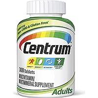 Centrum Adult Multivitamin/Multimineral Supplement with Antioxidants, Zinc, Vitamin D3 and B Vitamins, Gluten Free, Non…