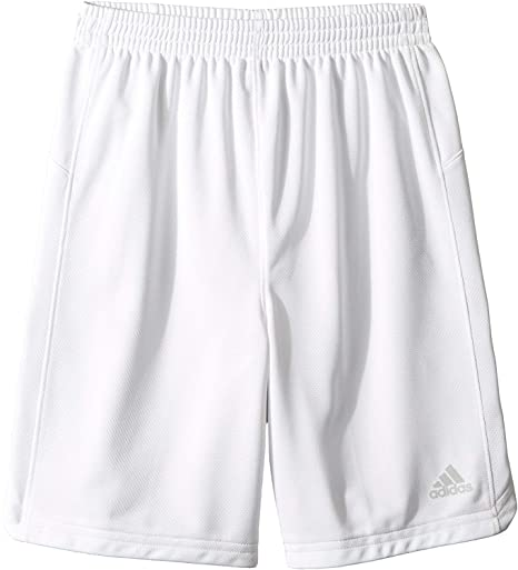 437ac09fb8 adidas Kids Baby Boy's Sport Shorts (Toddler/Little Kids) White 7 ...