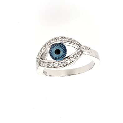 luck evil eye original rings ring shop product good at turkish