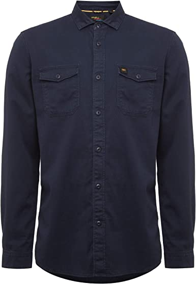ONEILL LM Creek Twill Shirt - Camisa Twill para Hombre Hombre ...