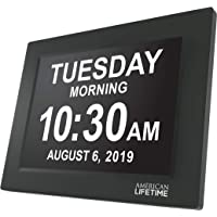 Day Clock by American Lifetime