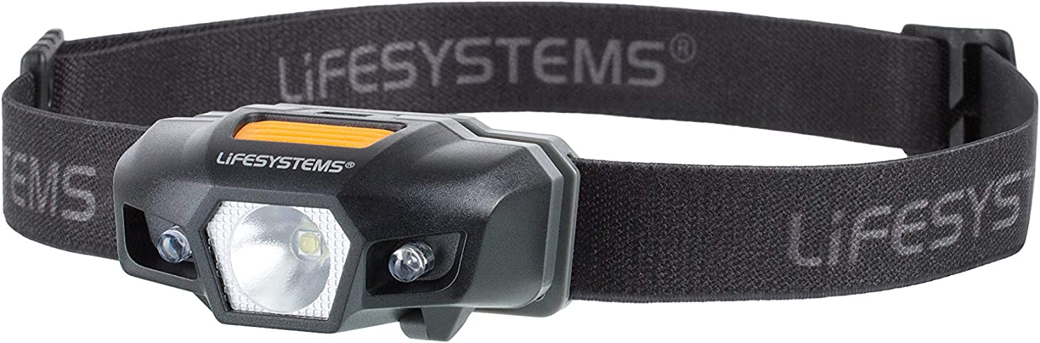 Outdoor Survival Intensity 230 LED Head Torch Lifesystems