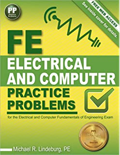 Study guide for fundamentals of engineering fe electrical and fe electrical and computer practice problems fandeluxe Gallery
