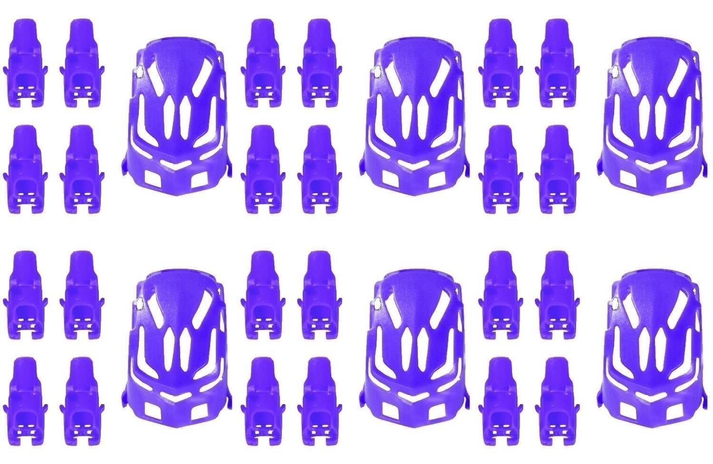 Frog Studio Home 6 x Quantity Quantity Quantity of Estes Proto-X Nano Body Shell H111-01 Purple Quadcopter Frame w/Motor Supports - Fast Free Shipping from Orlando, Florida USA 061c23