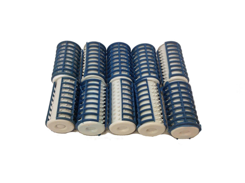Bigodini termici arricciatore termico set 10pz D 2, 5cm