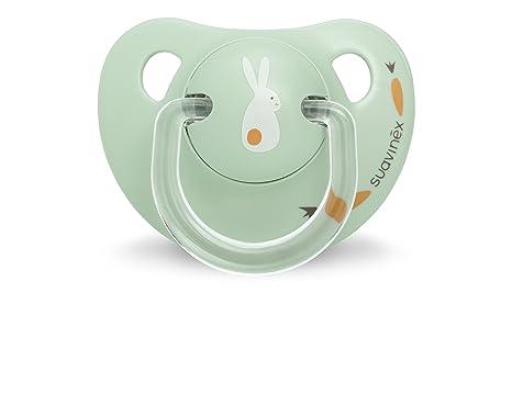 Suavinex 303291 - Chupete anatómico látex, 0-6 meses ...