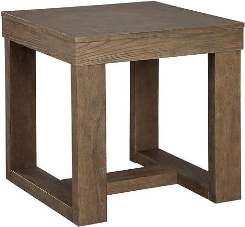 Signature Design Square Coffee Table