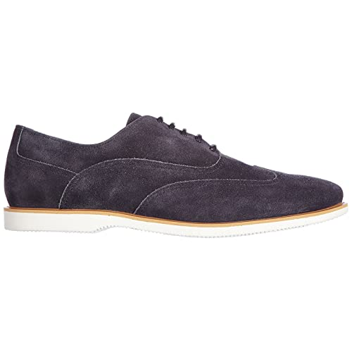 Hogan Scarpe Stringate H262 Uomo Blu  Amazon.it  Scarpe e borse 8e7d031cd72