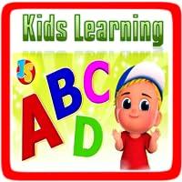 Kids Learning A-Z_0-9
