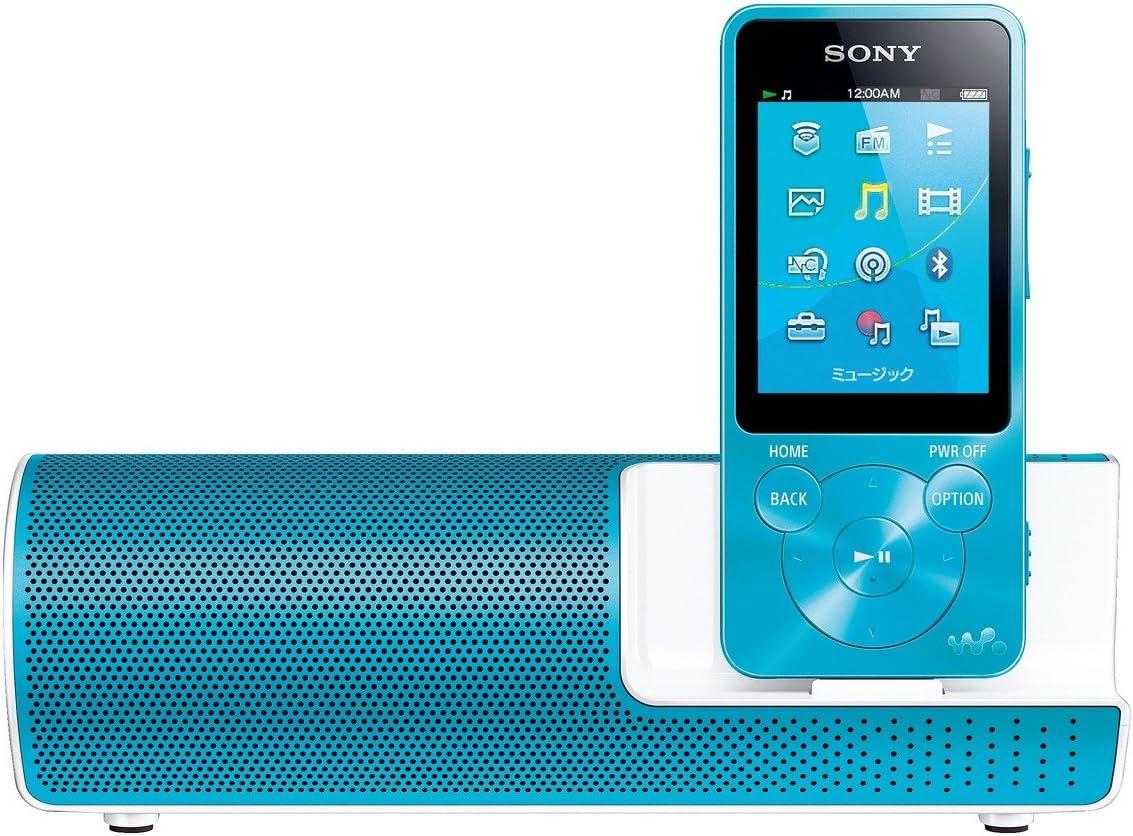 Amazon ソニー Sony ウォークマン Sシリーズ Nw S14k 8gb Bluetooth対応 イヤホン スピーカー付属 14年モデル ブルー Nw S14k L ソニー Sony 家電 カメラ