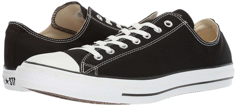 Converse Unisex - Erwachsene Schwarz-Weißs Chuck Tailor All Star Sneaker, Schwarz-Weißs Erwachsene (schwarz/Weiß) a4d071