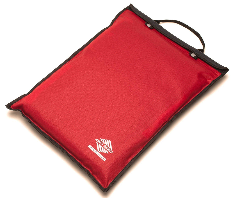 Aqua Quest Storm Custodia Laptop 100/% Impermeabile 13 Nero