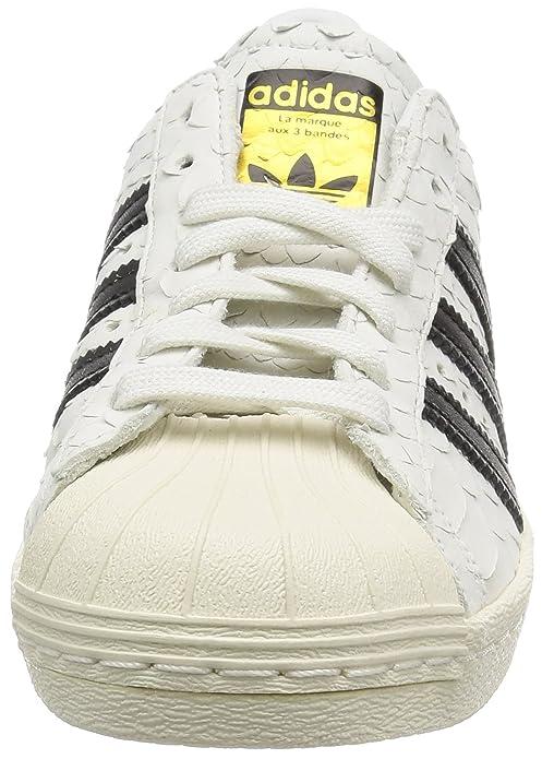 premium selection 1dc83 9771c Sneaker Adidas Superstar 80  Amazon.it  Scarpe e borse