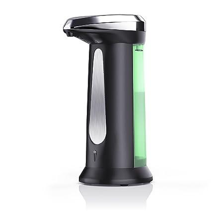 Arendo - Dispensador/dosificador de jabón automático | Dispensador de jabón líquido con Sensor de