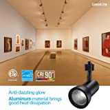 LEONLITE 18W Aluminum LED Track Lighting