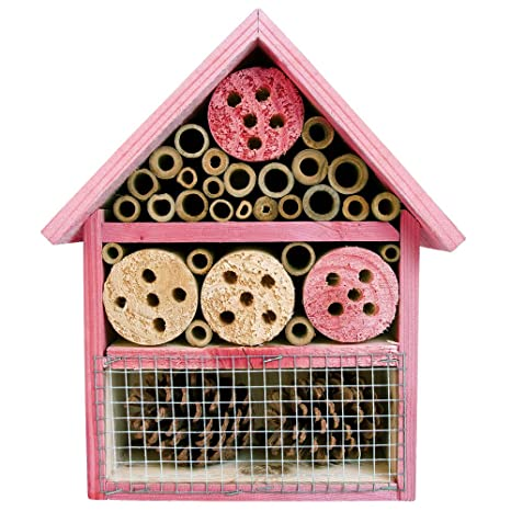 Insectos hotel Insectos casa nistkasten Caja Nido útiles Insectos Abejas Hotel