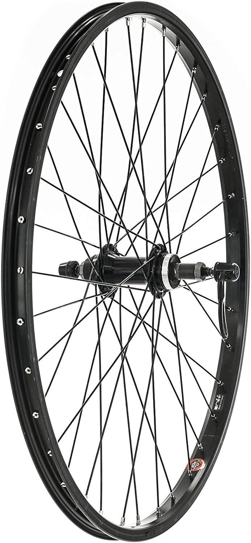 Tru-build Wheels RGR805 - Rueda para Bicicletas, Color Negro, Talla 24 x 1.75: Amazon.es: Deportes y aire libre