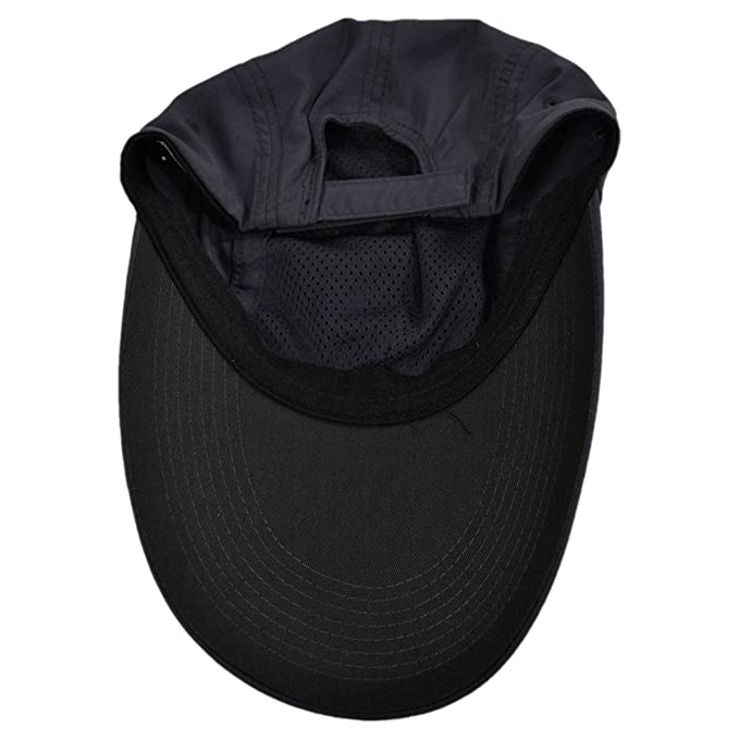 online store cb015 75d2e Torrey Hats UPF 50+ Long Bill Adjustable Baseball Cap (Black) at Amazon  Women s Clothing store