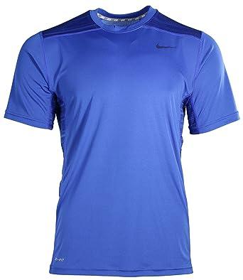 Nike Herren Dri Fit Dynamo Performance Training Top Red