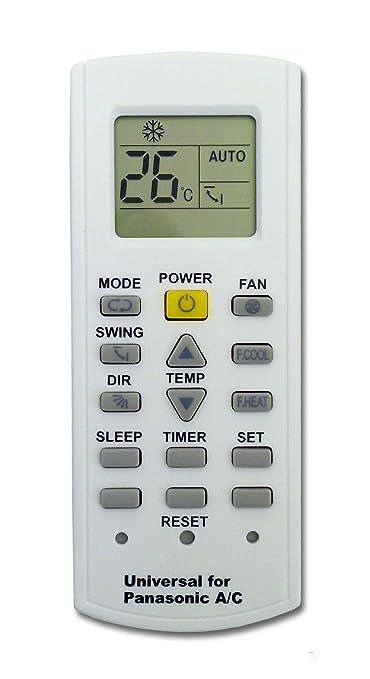 11 opinioni per Telecomando condizionatore climatizzatore Panasonic aria condizionata- pompa di