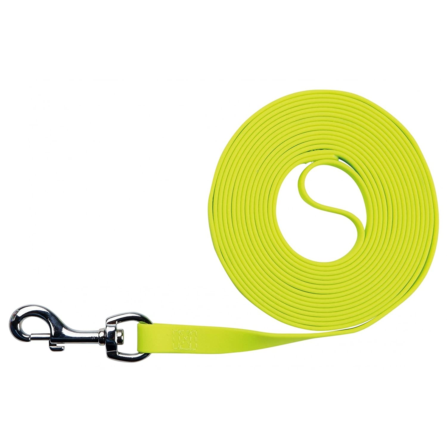 Neon Yellow 15 m x 17 mmTrixie Easy Life Tracking Dog Leash, 15 m x 17 mm, Neon Yellow