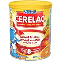 Nestle Cerelac Mixed Fruits & Wheat w/ Milk (Stage 3) - 400g