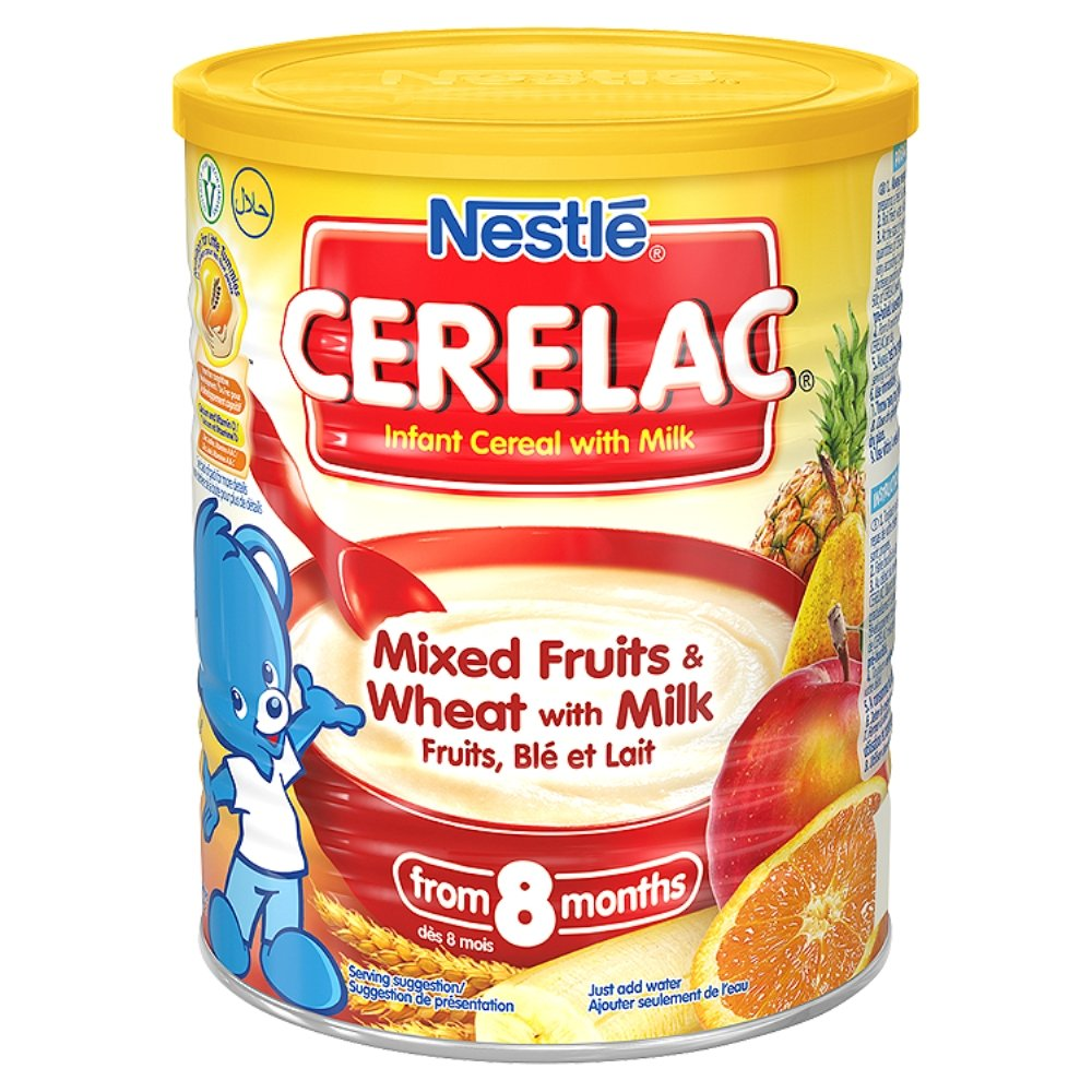 Nestle Cerelac Mixed Fruits & Wheat w/ Milk (Stage 3) - 400g 105252491