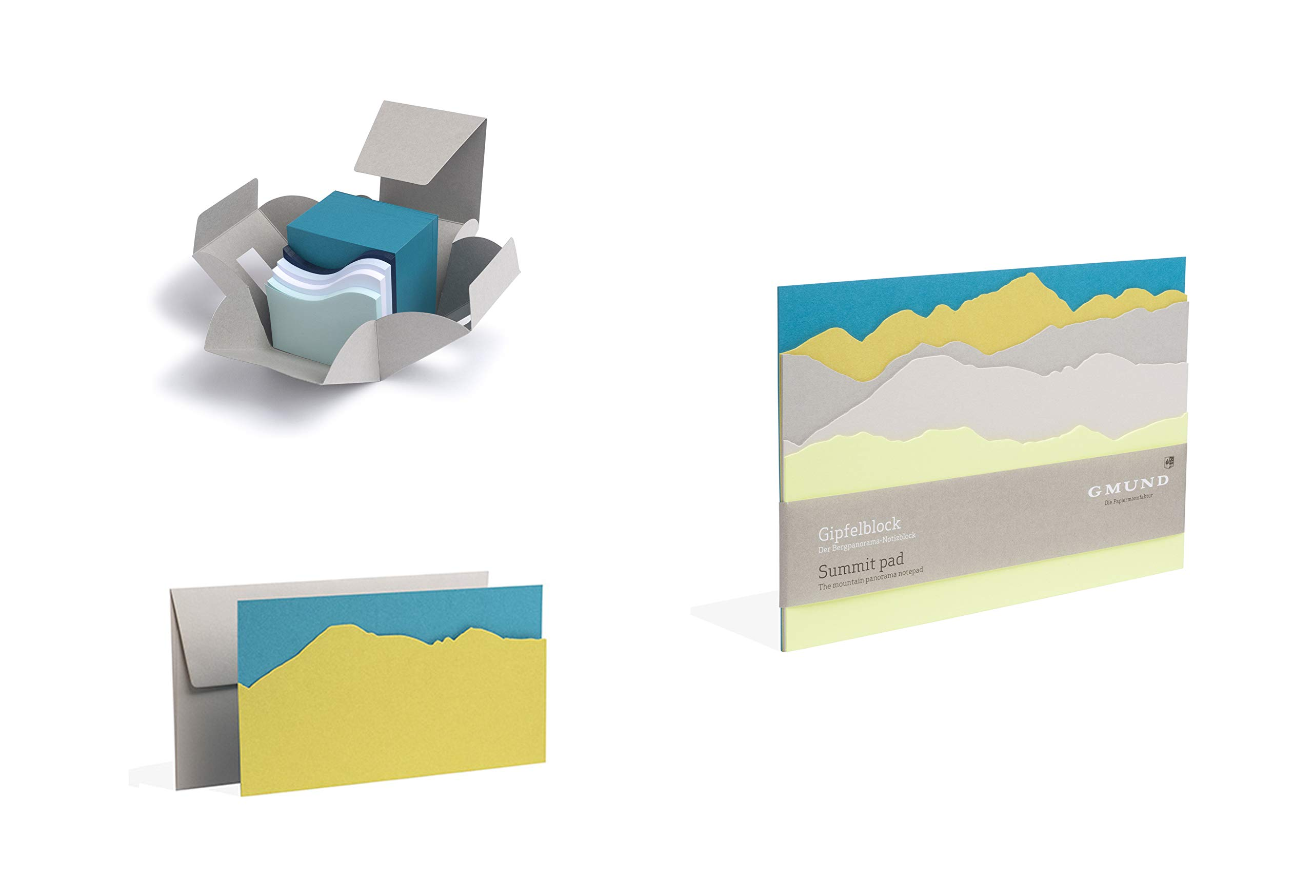 Mountain and Valley Bundle Colored