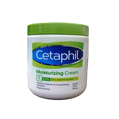 Cetaphil Moisturizing Cream for Dry, Sensitive Ski…