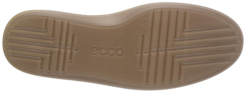 ECCO Soft 9,  a a a Collo Alto Donna Beige Powder) 2066ba