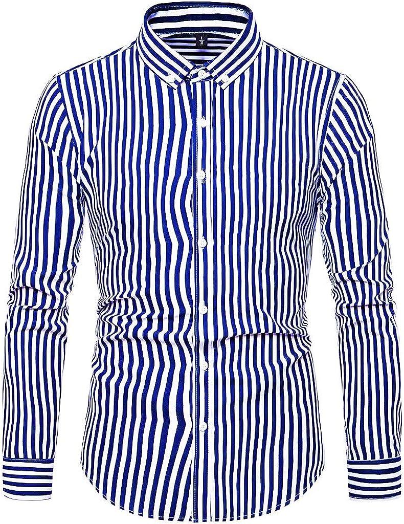 Alaso - Camisa de Manga Larga para Hombre, sin Planchado ...