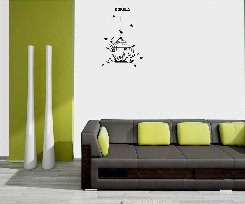 Buy meSleep Personalized Birds Design Wall Sticker for Kokila Online ...