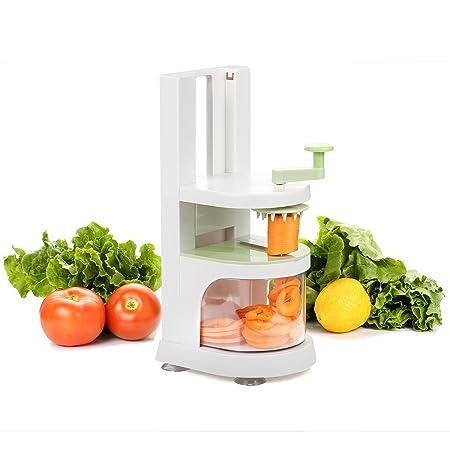 Nexgadget Tri Blade Vertical Spiral Slicer Vegetable