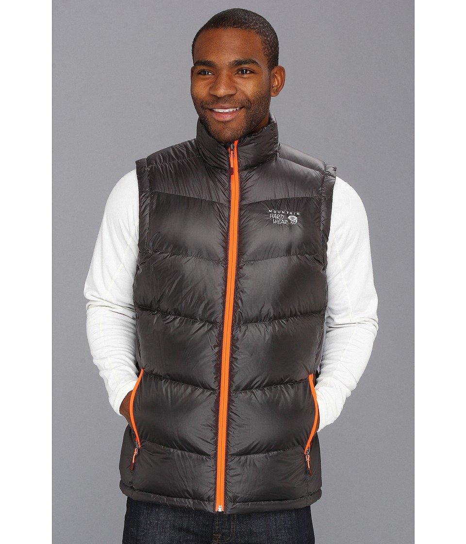 Mountain Hardwear Kelvinator Vest - Men's Jackets XL Shark OM5675