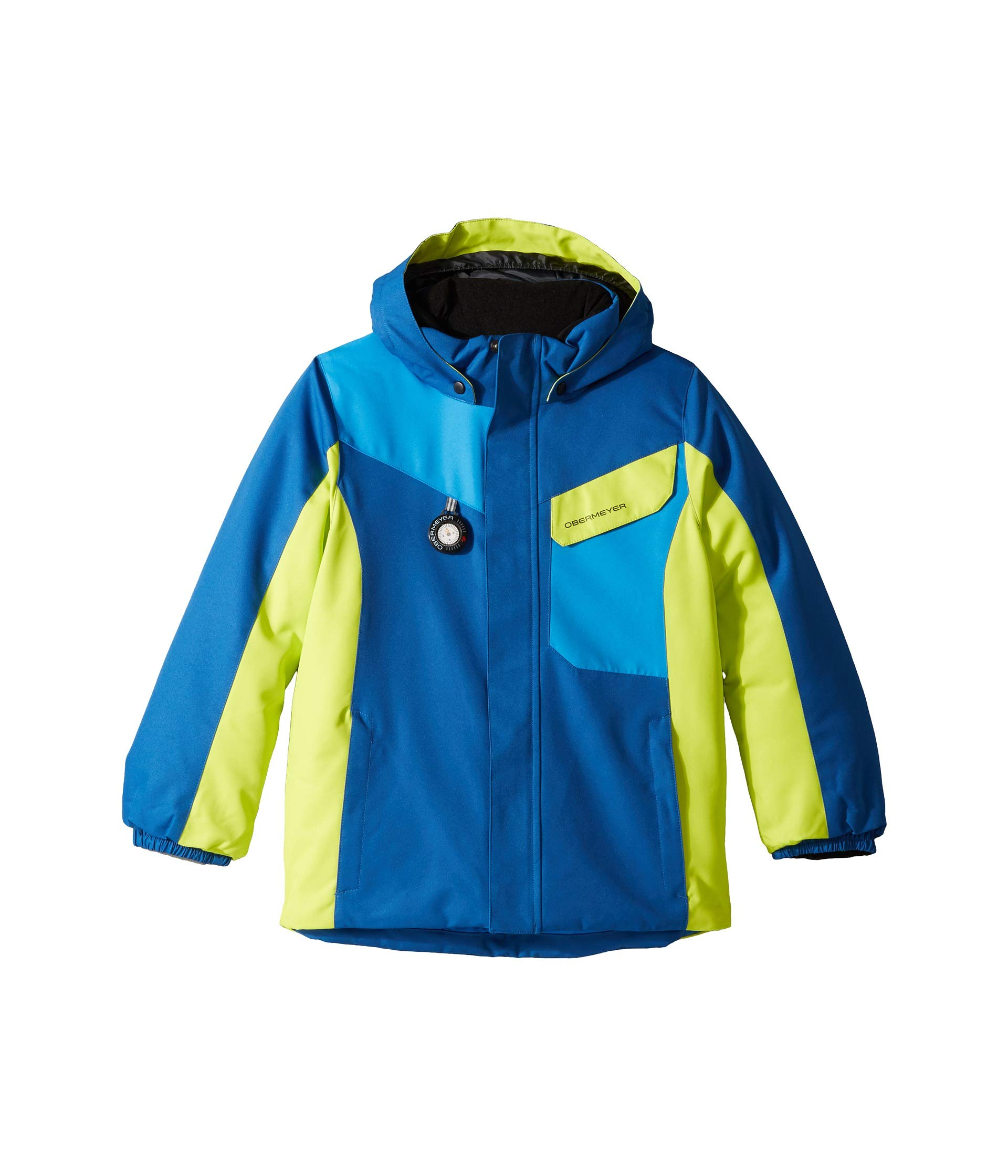 Obermeyer Kids Baby Boy's Galactic Jacket (Toddler/Little Kids/Big Kids) Captain Blue 3T