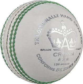 seulement de cricket Grey-nicolls Couronne 3étoiles de cricket Sports Grade 1cousu à la main Ballon de match