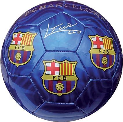 Balon FC Barcelona Azul Grande: Amazon.es: Bebé