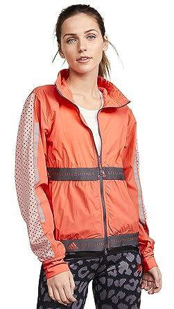 6b3895618a1e adidas by Stella McCartney Women s Run Light Jacket at Amazon Women s  Clothing store
