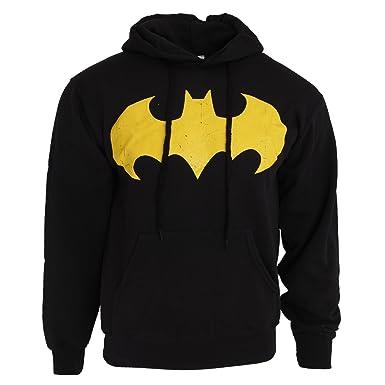 Logo Herren Fledermauszeichen Fledermauszeichen Logo Pullover Batman Batman Herren 8yNwOn0vm