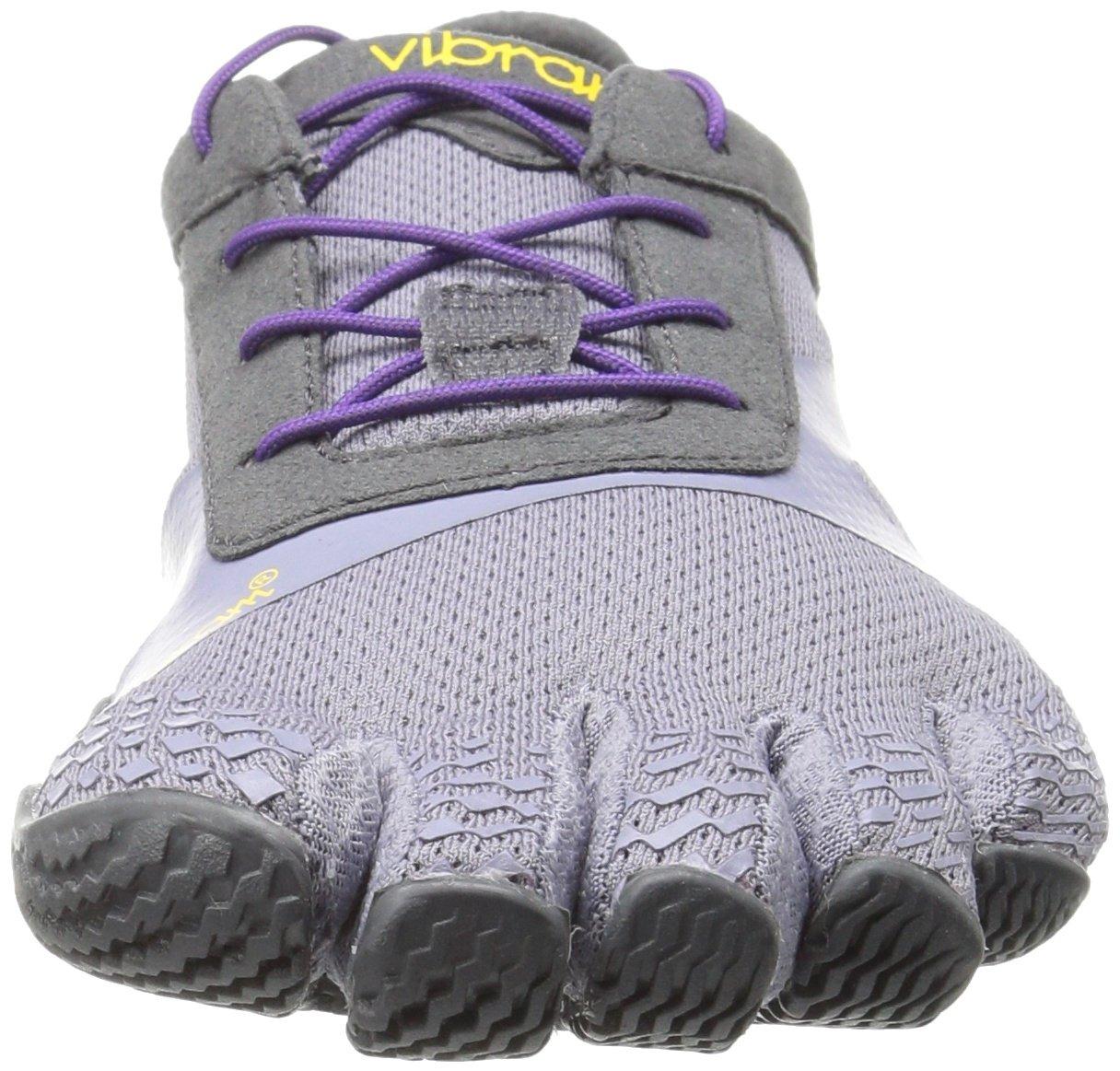 Vibram Women's KSO Evo Running Shoe B01H8OGMES 39 EU/7.5-8 M US|Lavender/Purple