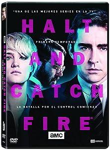 Halt And Catch Fire Temporada 1 [DVD]