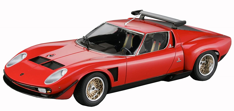 HASEGAWA 21214 1/24 Lamborghini Jota SVR (1975) (japan