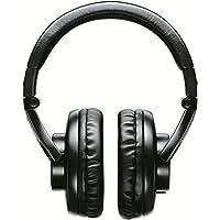 Shure SRH440,封闭式耳机/耳罩式,黑色,高级,参照耳机,降噪,可折叠,扩展传音区,精确音频再现