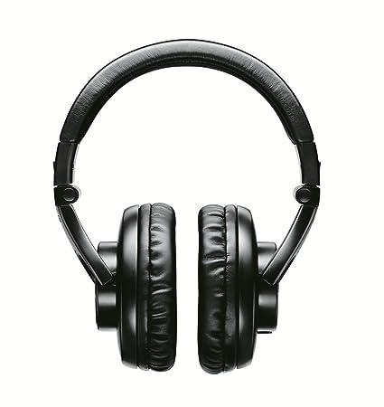 622282d4fdc Amazon.com: Shure SRH440 Professional Studio Headphones (Black ...