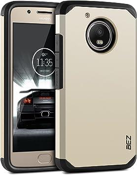 BEZ Funda Moto G5, Carcasa Compatible para Motorola Moto G5 ...