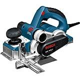 Bosch Professional 060159A760 GHO 40-82 C Rabot, 850 W, Bleu