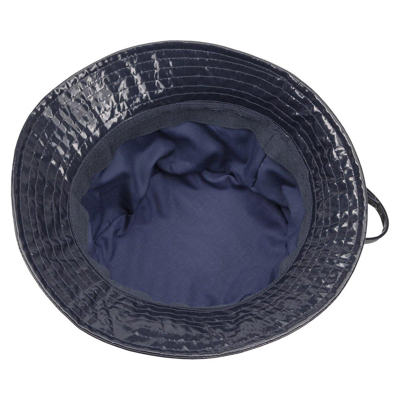 McBURN Sombrero Lluvia Charol by Tipo de tiemposombrero (Talla única -  Azul)  Amazon.es  Ropa y accesorios 3c9f5add070