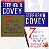 7 Habits of Highly Effective People and Personal Workbook 2 Books Bundle Collection By Stephen R. Covey With Gift Journal