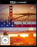 USA - A West Coast Journey in 4K (4K Ultra HD Blu-ray)