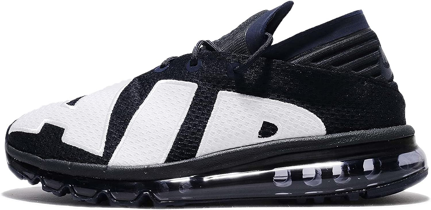 mens shoes nike air max flair black